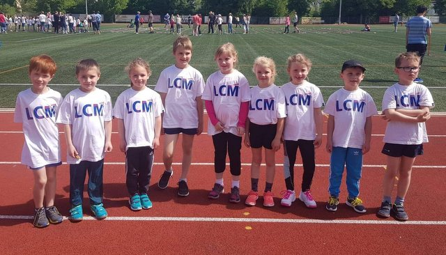 LCM Team in der U8